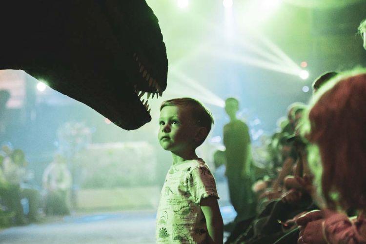 Teach Rex - Child vs Dinosaur