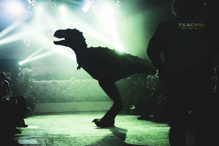 Teach Rex Dinosaur
