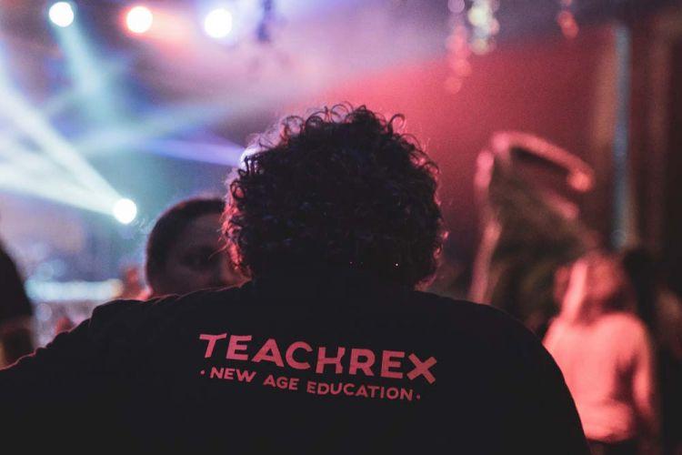 Teach Rex - New Age Education